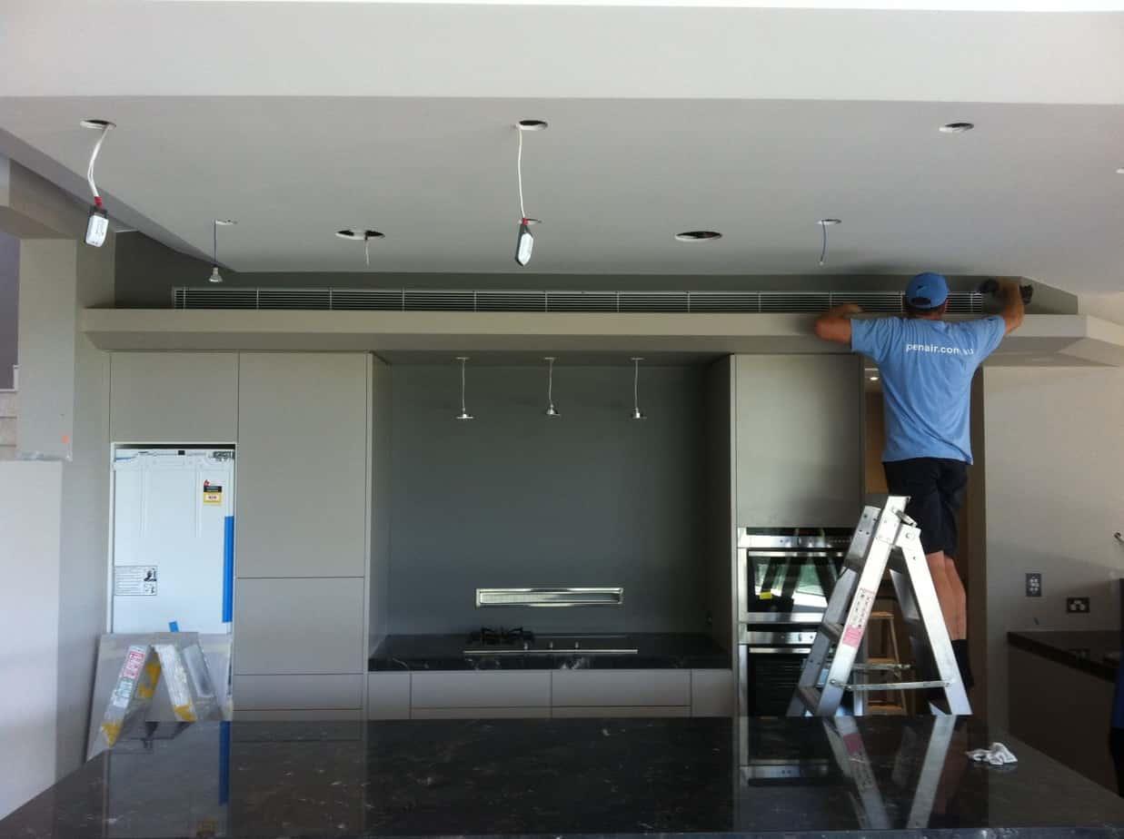 construction & renovation - peninsula air conditioning