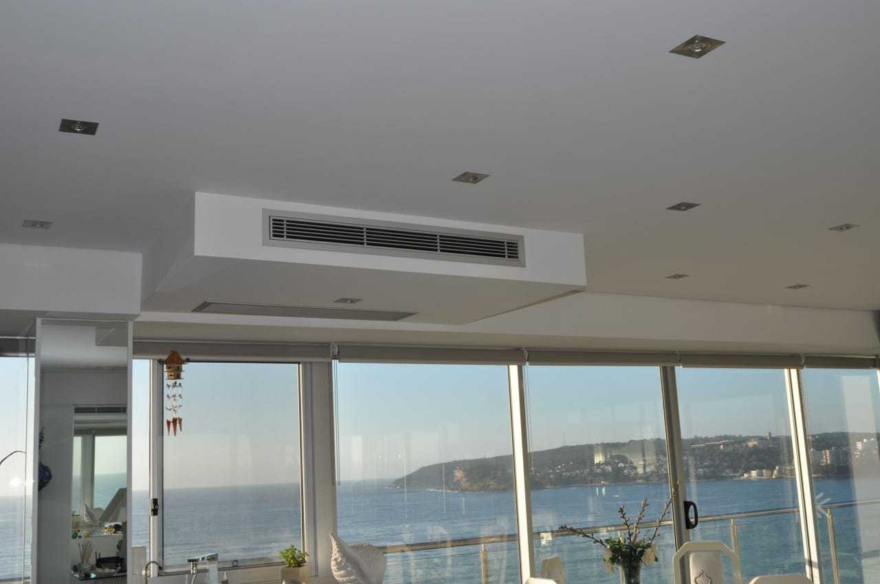 queenscliff apartment peninsula air conditioning