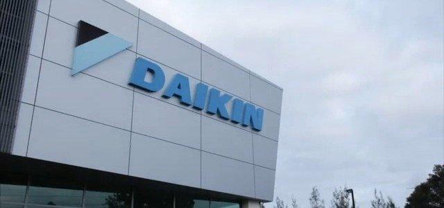 Daikin Manufacturing Facility Sydney