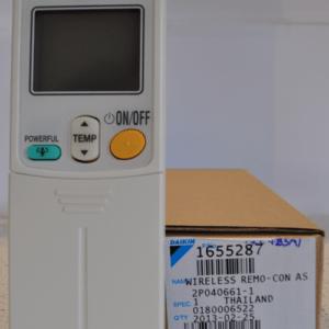 Daikin ARC423A1 Remote Control