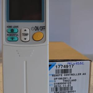 Daikin ARC433B2 Remote Control